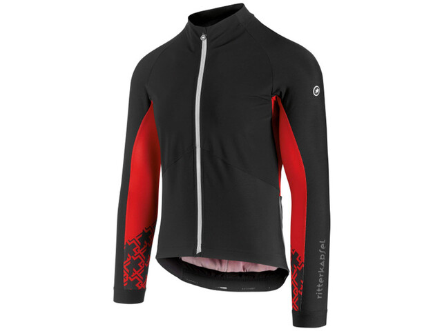 assos Mille GT Lente-/Herfstjas, national red